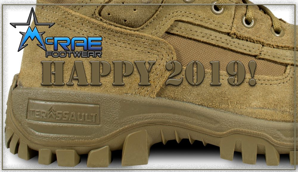 McRae Military Boots