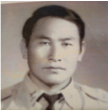 A new life across the ocean: Geu Vang, a former Laotian army colonel, was instrumental in acclimating Laotians to America.